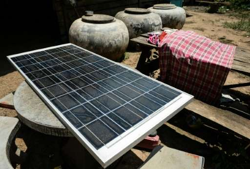 Now experts in solar panels and other green technologies, Pa Deng villagers are teaching other rural communities how to generate