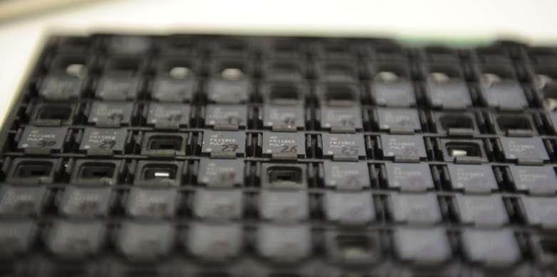 Open-source microprocessor