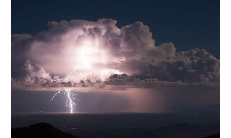 origin of lightning