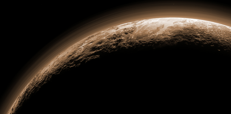 Picture of Pluto further refined by months of New Horizons data