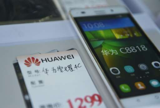 """""""We sell more devices than Samsung on the Chinese market,"""" says Huawei consumer devices chief Richard Yu"""