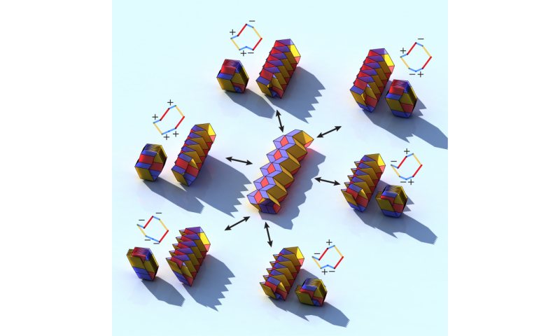 Reconfigurable origami tubes could find antenna, microfluidic uses