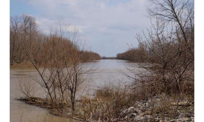 Redirected flood waters lead to unintended consequences