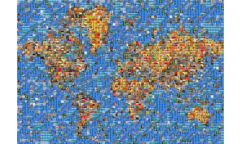 Reimagining the Internet as a mosaic of regional cultures