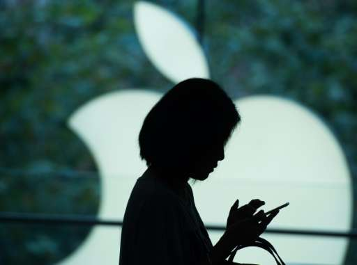 """Revenue in """"Greater China"""" was up 14 percent for Apple but weaker in the US and Japan"""