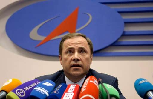 "Roscosmos chief Igor Komarov last month admitted that Russia ""does not have financial capabilities for advanced space proje"