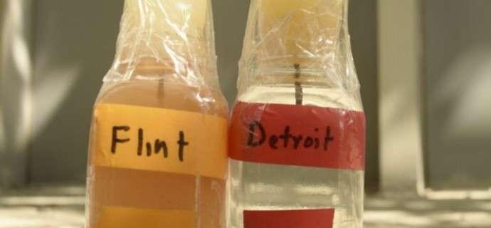 Science heroes of Flint's lead water crisis