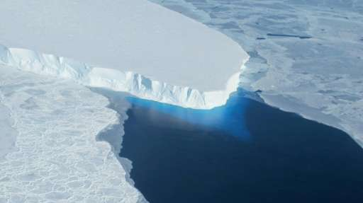 Sea ice around Antarctica is increasing, in contrast to the Arctic where global warming is causing ice to melt and glaciers to s