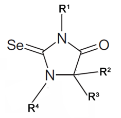 Selenohydantoins