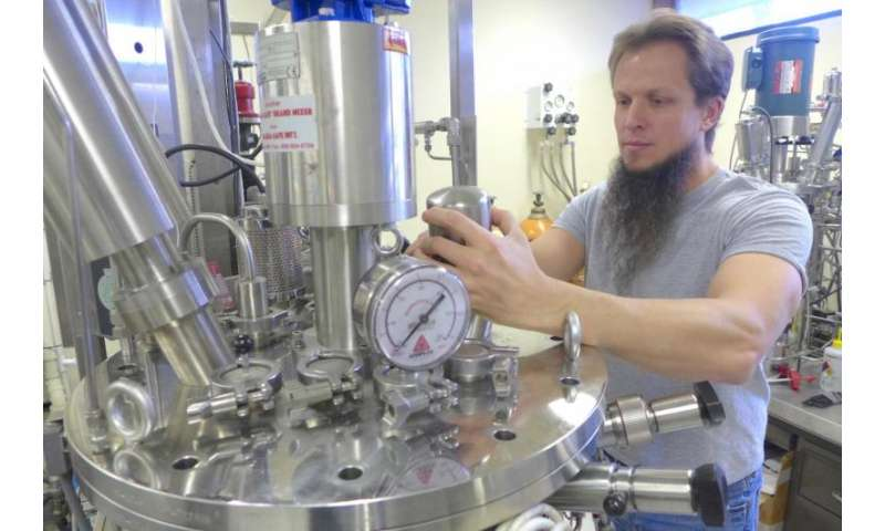 Small-scale protein production a big biotech business