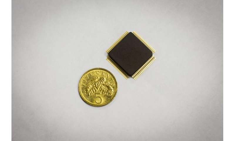 Smart chip makes low-powered, wireless neural implants a possibility