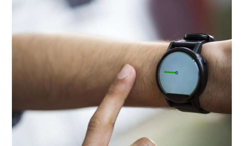 Smartwatches can now track your finger in mid-air using sonar