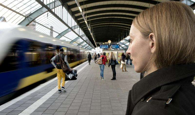 Software adapts speech to ambient noise level