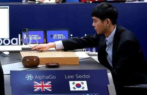 Lee Se-Dol vs. AlphaGo