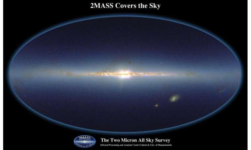 Students map Milky Way with dwarf stars