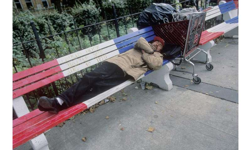 Study shows U.S. performs poorly on poverty, inequality measures