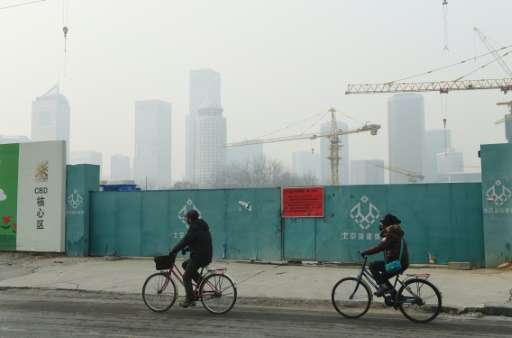 "The Chinese government says it wants five million ""green"" vehicles on the road by 2020 in the country of more than one"
