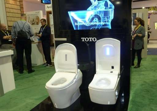 Japanese Smart Toilet That Self Cleans And More