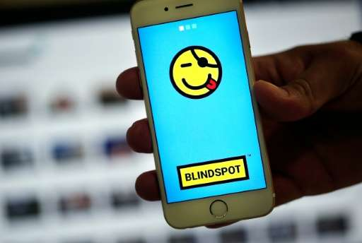 The Israeli anonymous messaging app developer Blindspot has been accused of encouraging teen bullying and Internet trolls