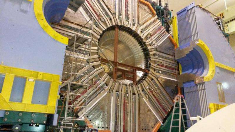 The world's newest atom-smasher achieves its 'first turns'