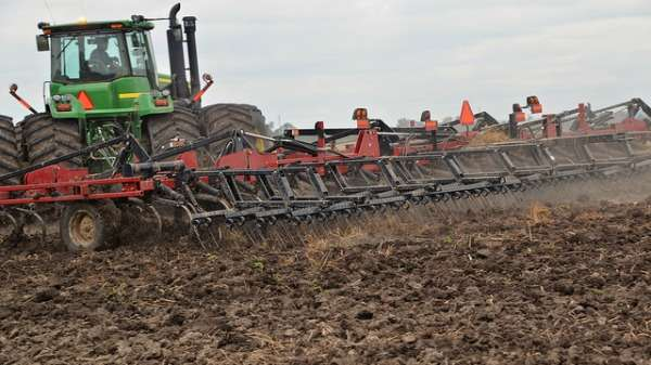 Tilling and soil wetters benefit local crops