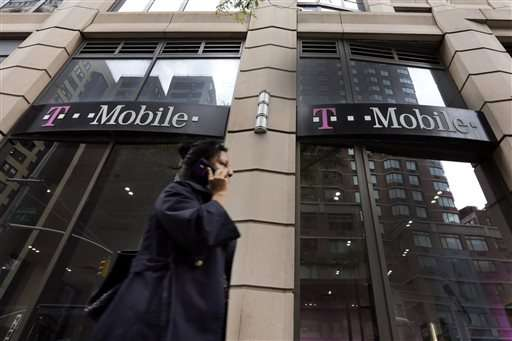 T-Mobile 4Q profit triples as it continues adding customers