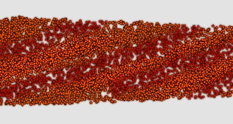 Tooth decay -- drilling down to the nanoscale