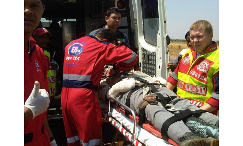 Training essential for disaster response