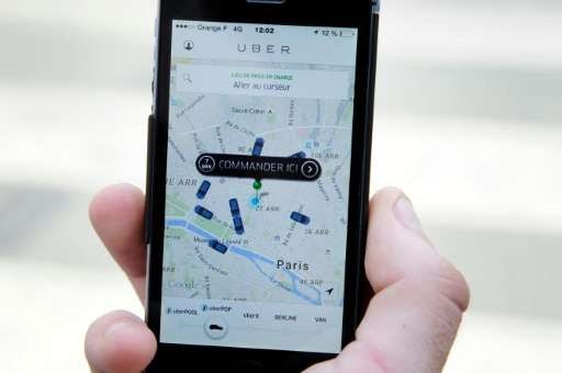 Uber can assess drivers with help of rider reviews and GPS tracking of each trip