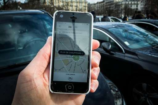 Uber lets customers use smartphone applications to summon and pay for rides provided by drivers using their own cars