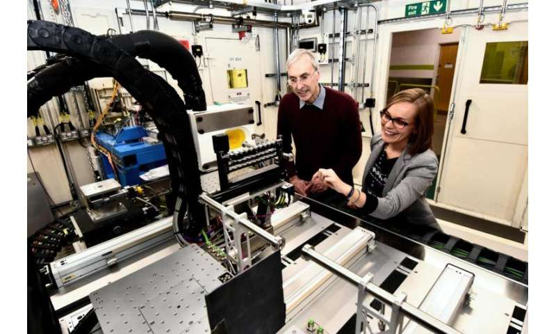 UK science leads the way in nuclear research