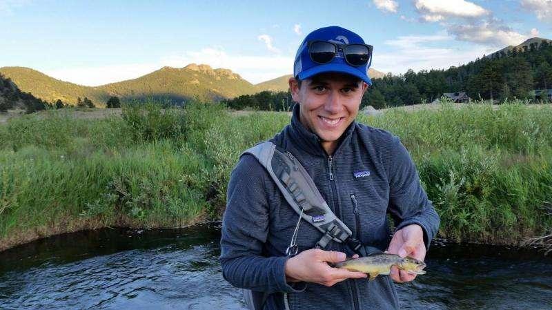 USGS scientist Alan Kasprak on Oregon's Middle Fork John Day River