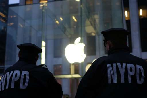 US Magistrate James Orenstein in New York said in a 50-page opinion that law enforcement lacked the authority to compel Apple to
