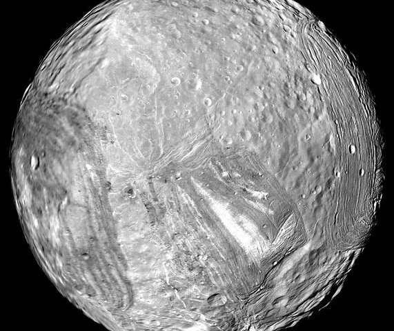 Voyager mission celebrates 30 years since Uranus