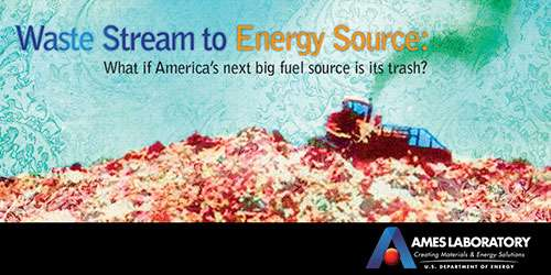 What if America's next big fuel source is its trash?