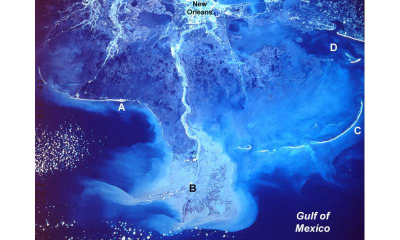 World's large river deltas continue to degrade from human activity