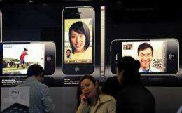 2nd phase of the Apple iPhone 4's global launch got off to a