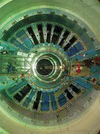 Giant 'microscope' will use neutrons to study glass transi