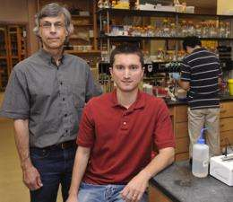 Researcher develops green, bio-based process for producing fuel additive