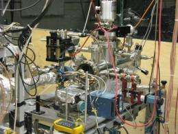 New research could help develop gamma ray lasers and produce fusion power