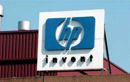 Hewlett-Packard is to build a plant in Bulgaria