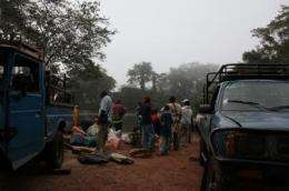 Researchers document human toll of violence in Central African Republic