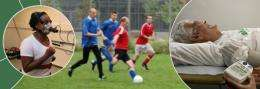 Scientists: Soccer improves health, fitness and social abilities