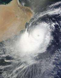 Tropical Cyclone Phet intensifies, coastal Oman bracing for strong winds, heavy rains