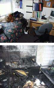 Smoke Alarms + Sprinklers + Closed Doors = Lives Saved in Dorm Fires
