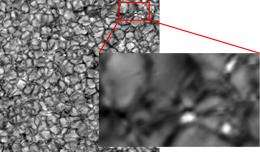 Sun's magnetic building blocks revealed by SUNRISE