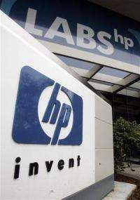Hewlett-Packard to cut 9K jobs in services unit (AP)