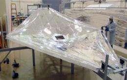 James Webb Space Telescope sunshield design achieves significant landmark