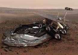 ExoMars Rover