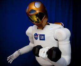 Key to robonaut 2's dexterity is human-like hands